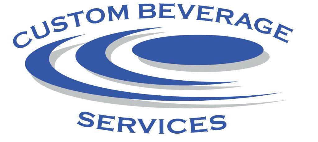 Custom Beverage Services Logo