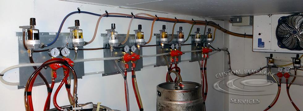 Summer Shack Beer Cooler - Left