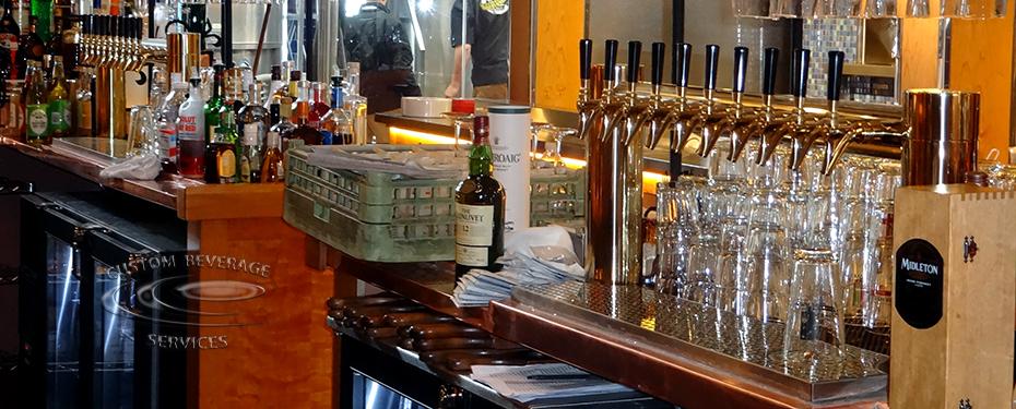 """Northhampton Brewery - Metro """"H"""" Draft Beer Towers"""
