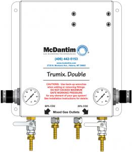 McDantim Gas Blender
