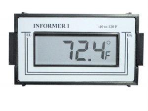 Remote Temperature Gauge