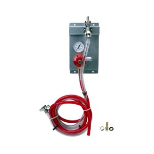Secondary Regulator Panel Kit - 1 Product - 1 Pressure