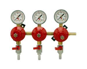 Low Pressure Regulator 3 Pressure - CO₂ Secondary