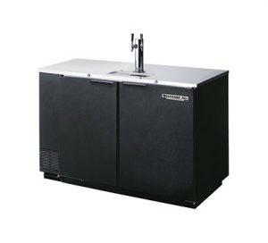 "Beverage-Air Direct Draw Dispenser - 2 Door - 48""W x 23½""D x 36""H"
