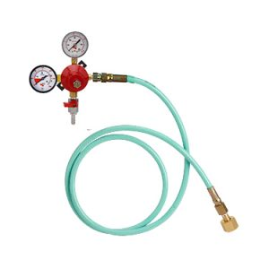 High Pressure Regulator CO₂ 0-60 Psi - Wall Mount