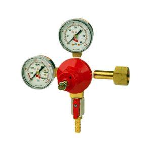 High Pressure Regulator CO₂ 0-60 Psi - Tank Mount