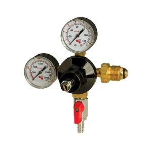 High Pressure Regulator Nitrogen 0-120 Psi - Tank Mount