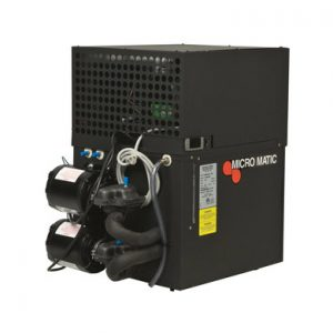 Pro-Line Glycol Power Pack 1/3 HP Comp - 2 Pump - 125ft Run