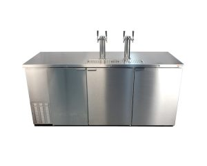 "Pro-Line Direct Draw Dispenser 3 Door - 95½""W x 28¼""D x 37¼""H"