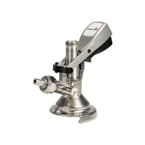 """""""A"""" System Sankey Keg Coupler Tap with Ergo Lever Handle"""