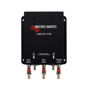 Micro Matic Gas Blender - Triple Outlet Gas Blend