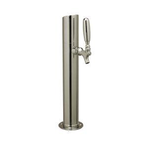 Skyline Draft Beer Tower 1 Faucet – Stainless Steel