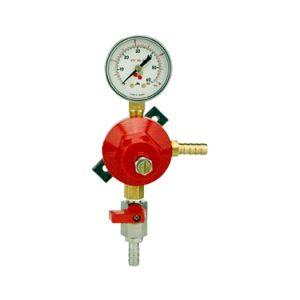 Low Pressure Regulator 1 Pressure - CO₂ Secondary