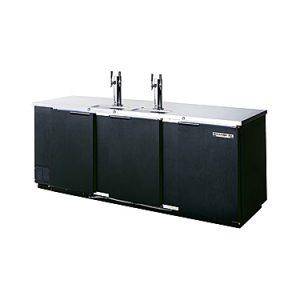 "Beverage-Air Direct Draw Dispenser - 3 Doors - 95""W x 283⁄16D x 37¼H"