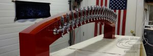 Red 25 Faucet Arch Tower 3-4