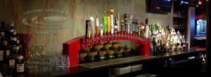Summer Shack Custom Arch Beer Tower - Left