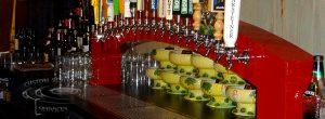 Summer Shack Custom Arch Beer Tower - Right