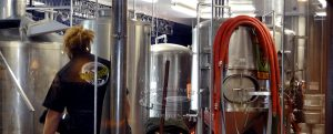 Northhampton Brewery - Brew Vessels