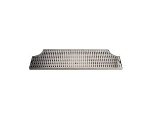 """52"""" Cut-Out Surface Mount Drip Tray w/ Drain - Fits Metro """"H"""""""