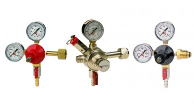 High Pressure Regulators