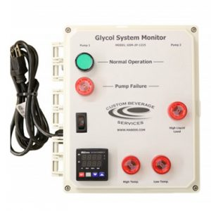 Glycol System Monitors